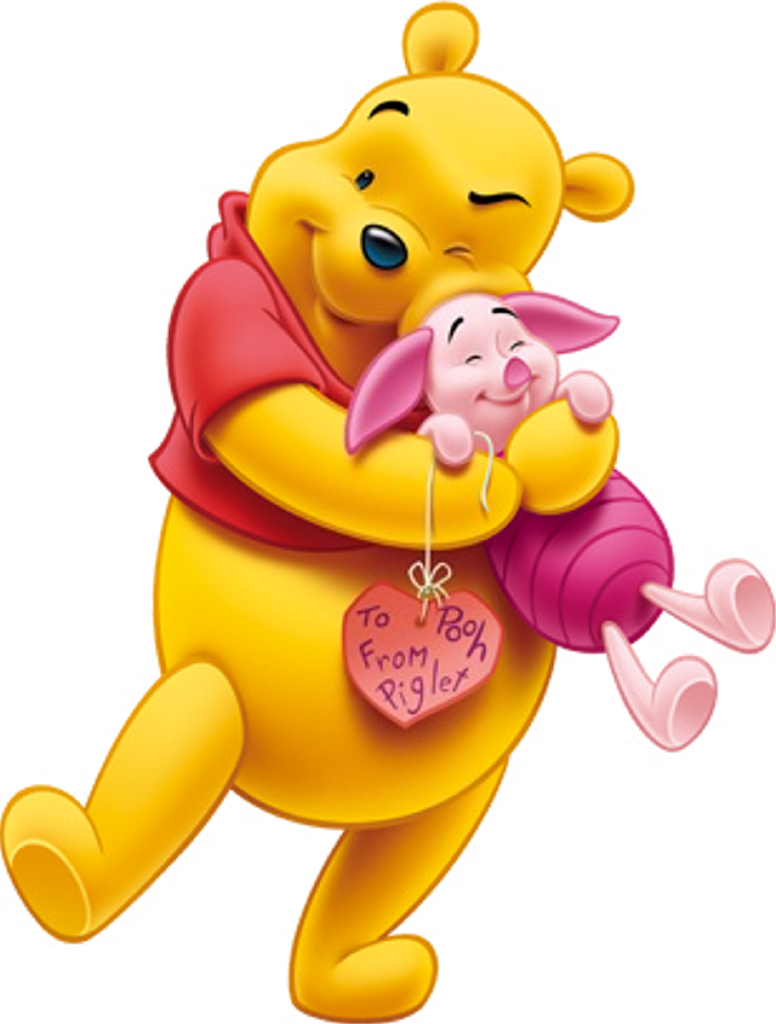 Winnie The Pooh And Piglet PNG Transparent Winnie The Pooh ...