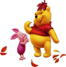 Winnie The Pooh And Piglet PNG - 160244