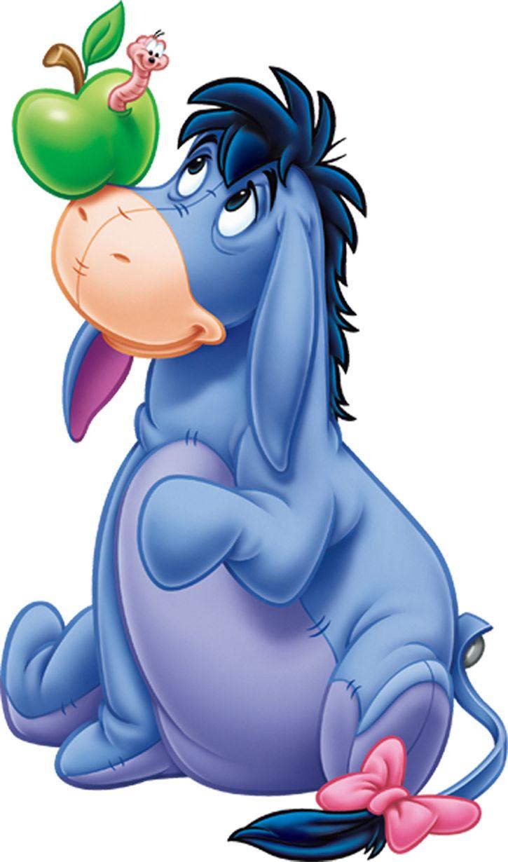 Winnie The Pooh Eeyore PNG - 64032