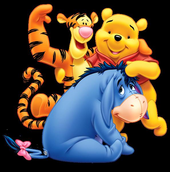Winnie The Pooh Eeyore PNG - 64033