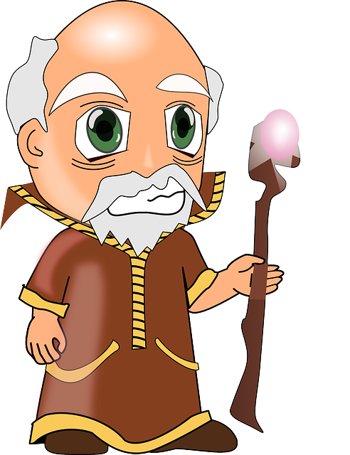 Free vector graphic: Wizard, Man, Old, Magic, Magician - Free Image on  Pixabay - 36676 - Wise Man HD PNG