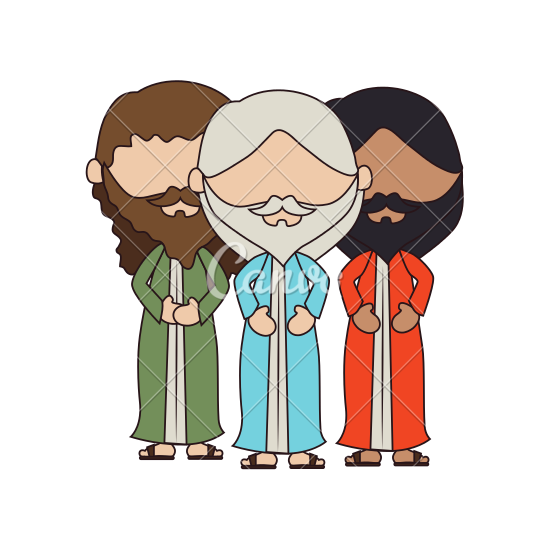 Wise Men Characters - Wise Man HD PNG