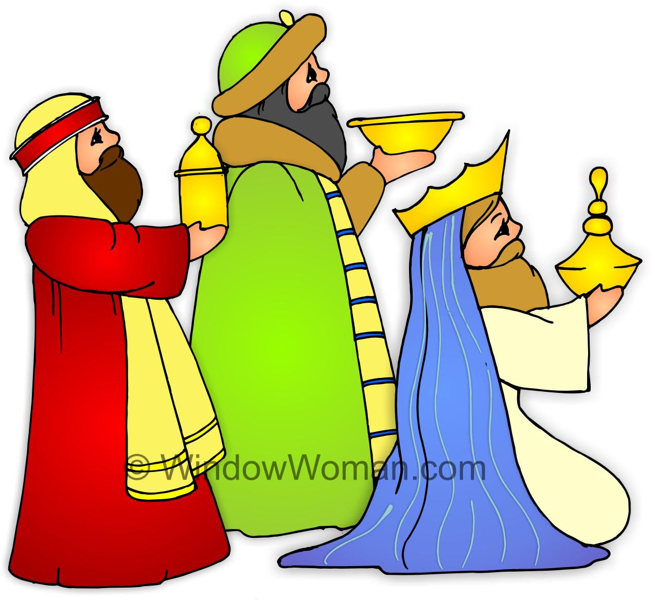 Wise Men Clip Art - Wise Man HD PNG
