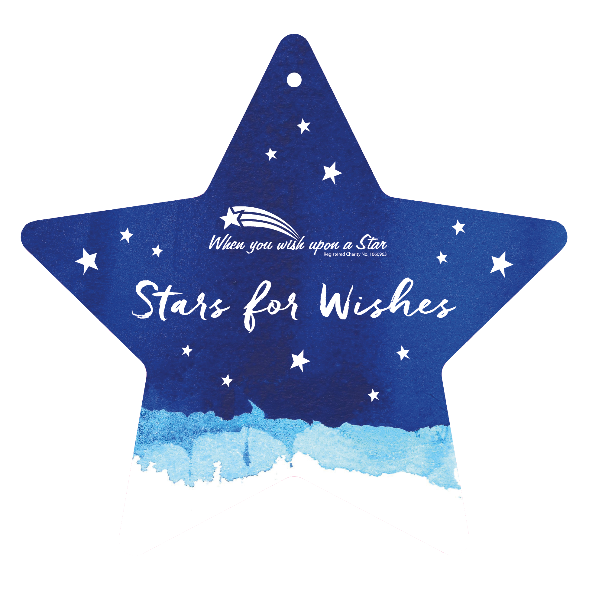 SFW Star decoration 3AW2 Front (2) - Wish Upon A Star PNG