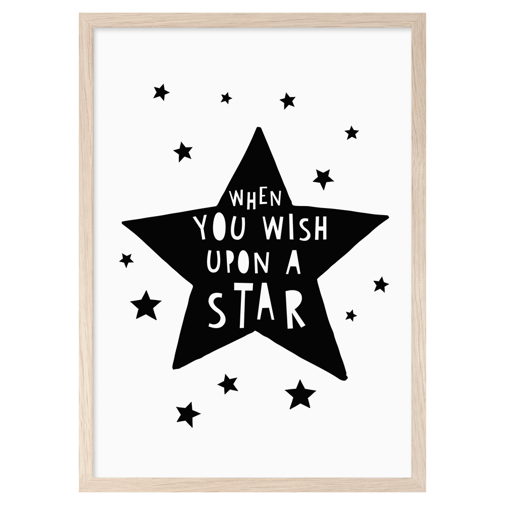When you wish upon a star nursery decor - Wish Upon A Star PNG
