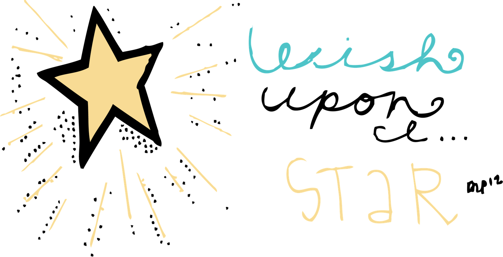 Wish Upon A Star Clipart #1 - Wish Upon A Star PNG