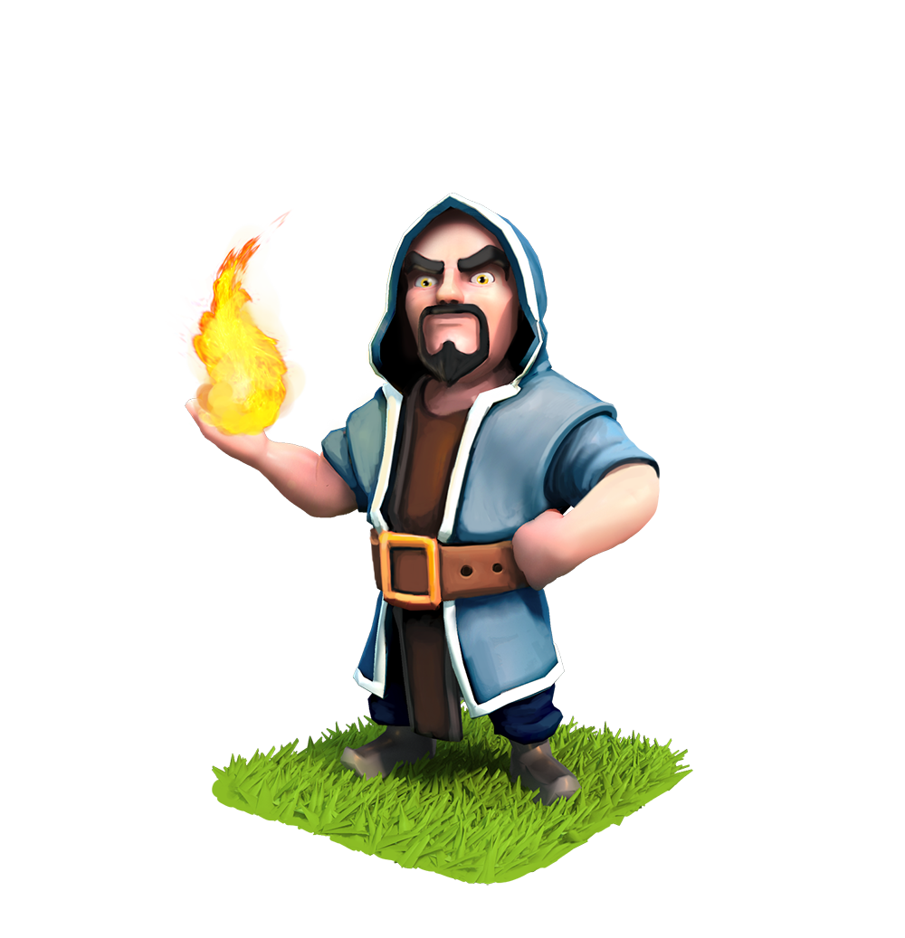 Wizard HD PNG - 119192