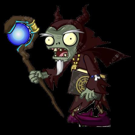 File:HD Dark Wizard Zombie.pn