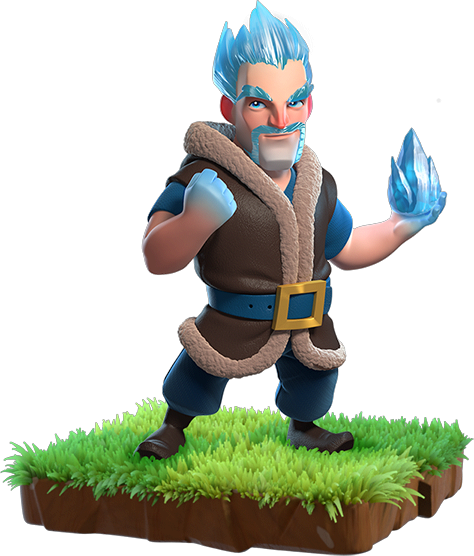 HD Picture of the Ice Wizard(