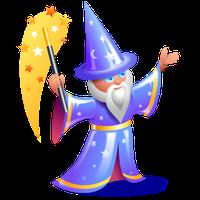 Similar Wizard PNG Image