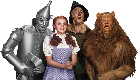 Locations - Wizard Of Oz Munchkins PNG