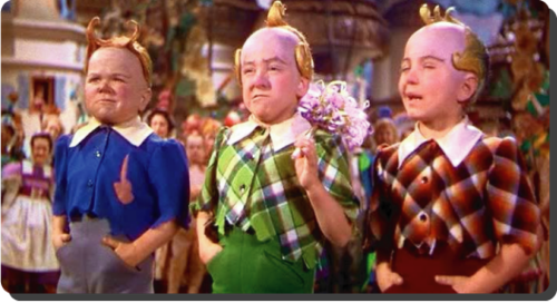 Wizard Of Oz Munchkins PNG - 42225