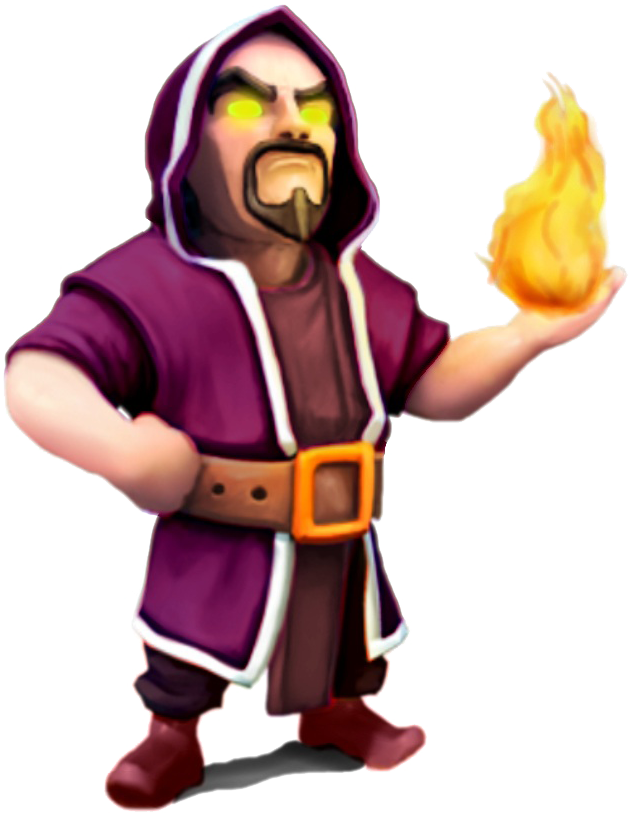Full resolution PlusPng.com  - Wizard PNG