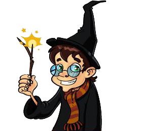 Small Wizard.png - Wizard PNG