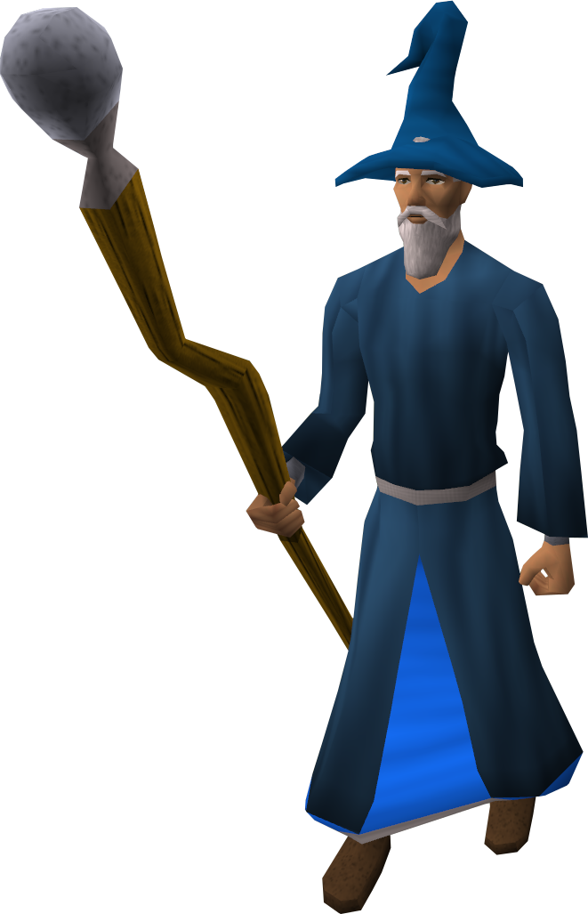 Wizard (Lost City).png - Wizard PNG
