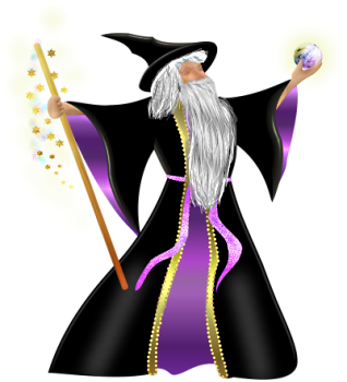 Wizard.png - Wizard PNG