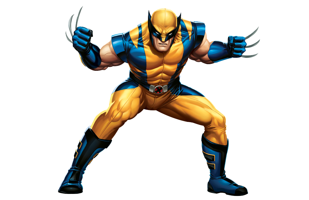 Wolverine HD PNG