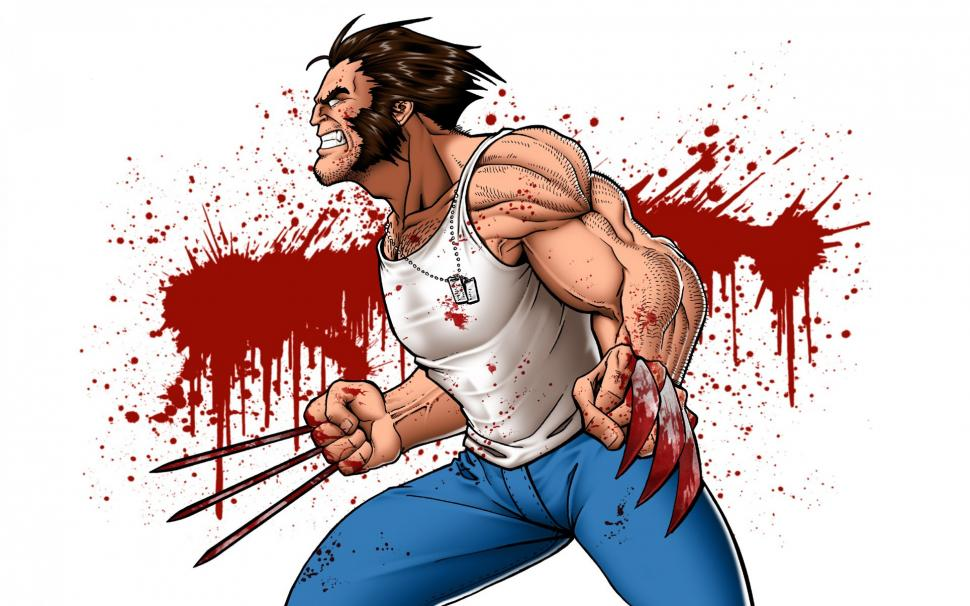 Wolverine HD PNG Transparent Wolverine HDPNG Images