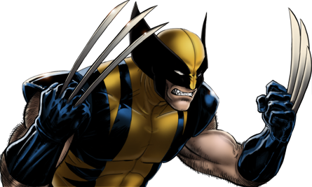 Wolverine PNG - 18531