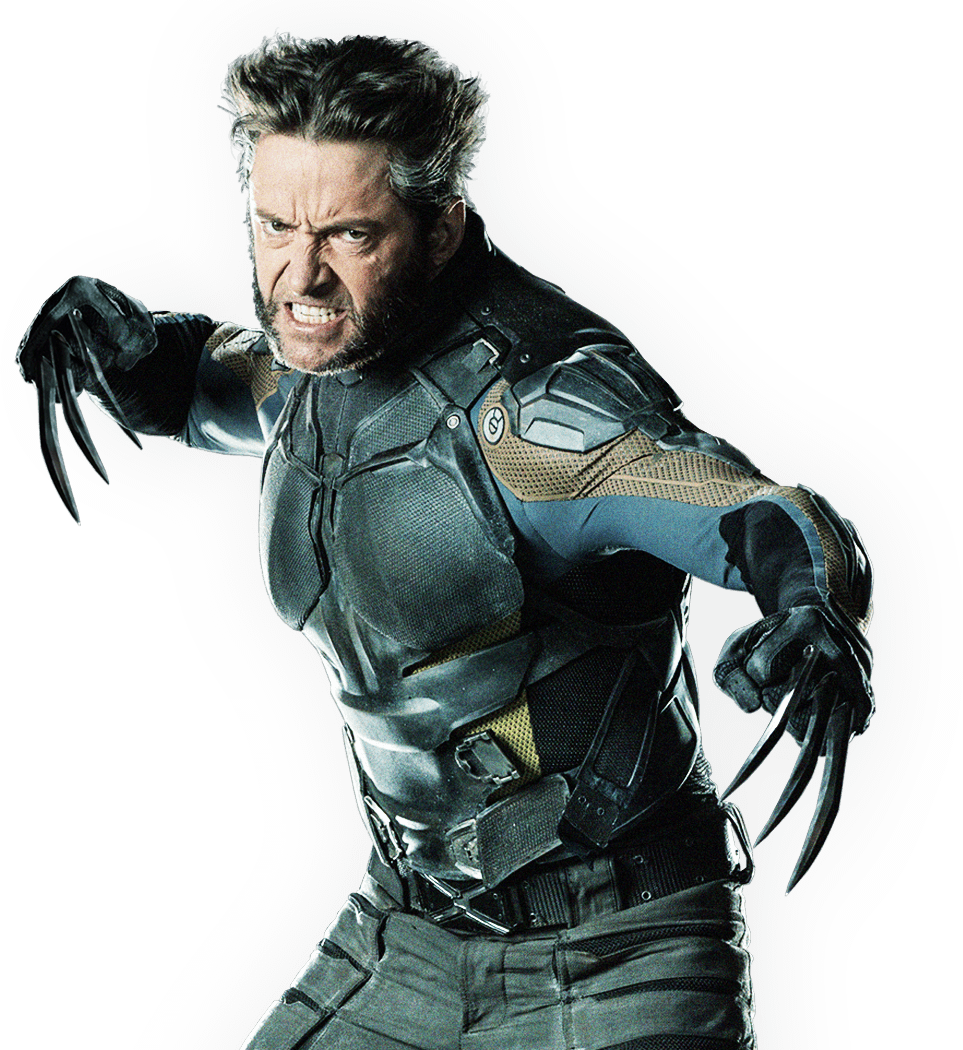 Wolverine PNG - 25622