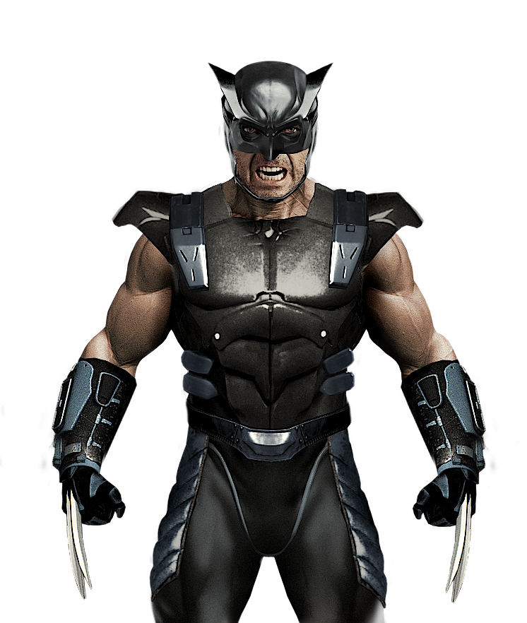 Wolverine PNG - 25631