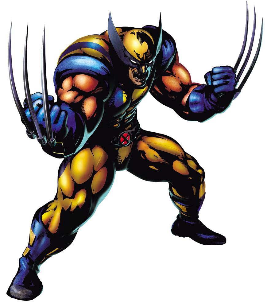 Wolverine PNG Transparent Ima