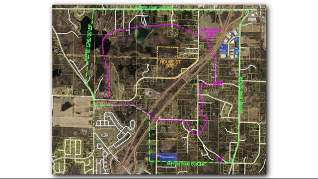 All homes currently part of the Study Area established by the MDEQ, as well  as all homes in the expanded, precautionary Buffer Zone are eligible to  receive PlusPng.com  - Wolverine World Wide PNG