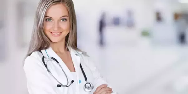 Woman Doctor PNG HD - 136141