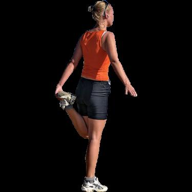 Woman Jogging PNG - 51237