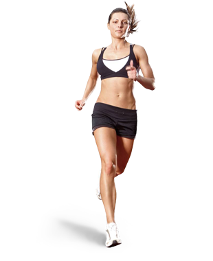 Woman Jogging PNG - 51234