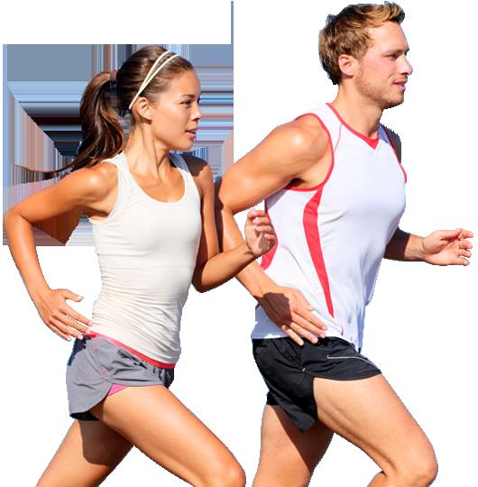 Woman Jogging PNG - 51233