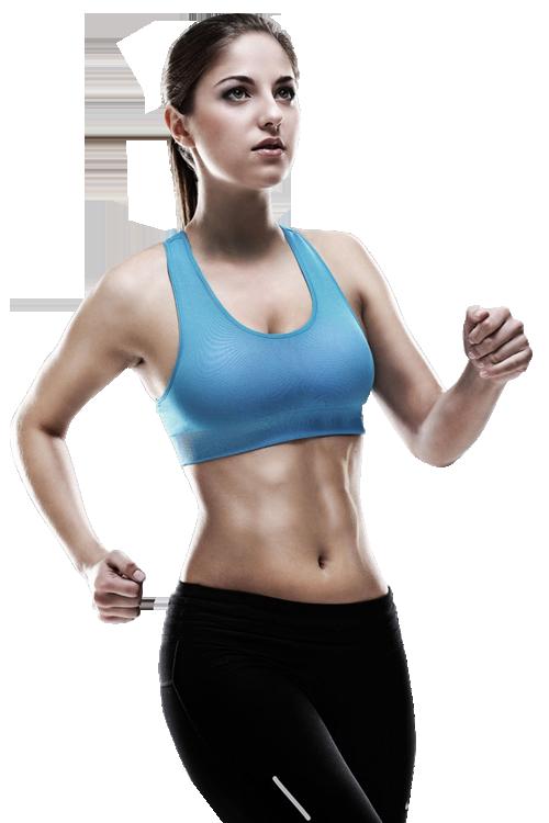 Woman Jogging PNG - 51235