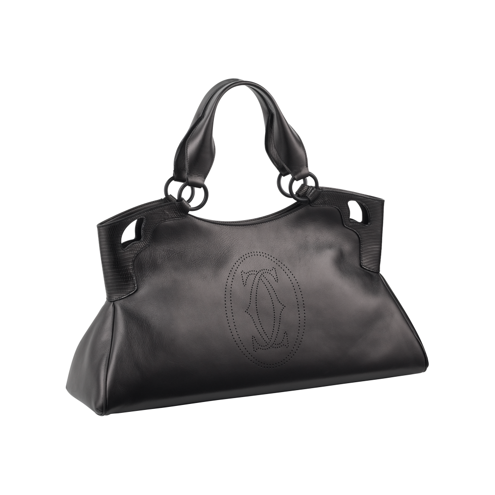 Black women bag PNG image - Women Bag PNG