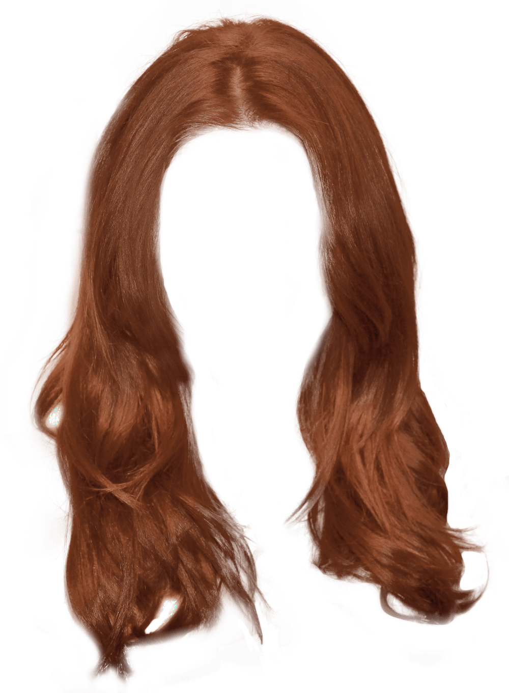 Girl Hair PNG Transparent Ima