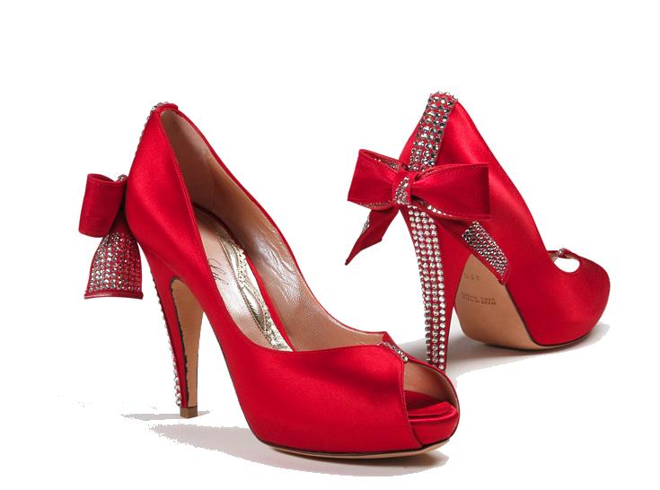 Ladies Black Glitter Shoes