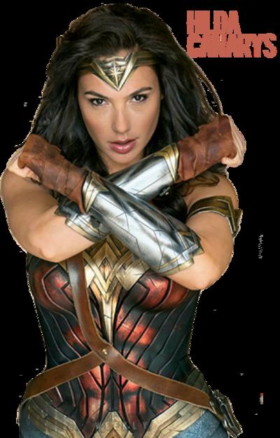 Wonder Woman 2 PNG by hildacanarys PlusPng.com  - Wonder Woman PNG