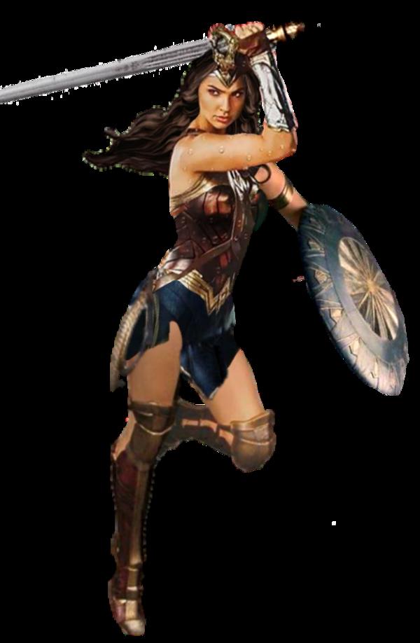 Wonder Woman PNG - 6218