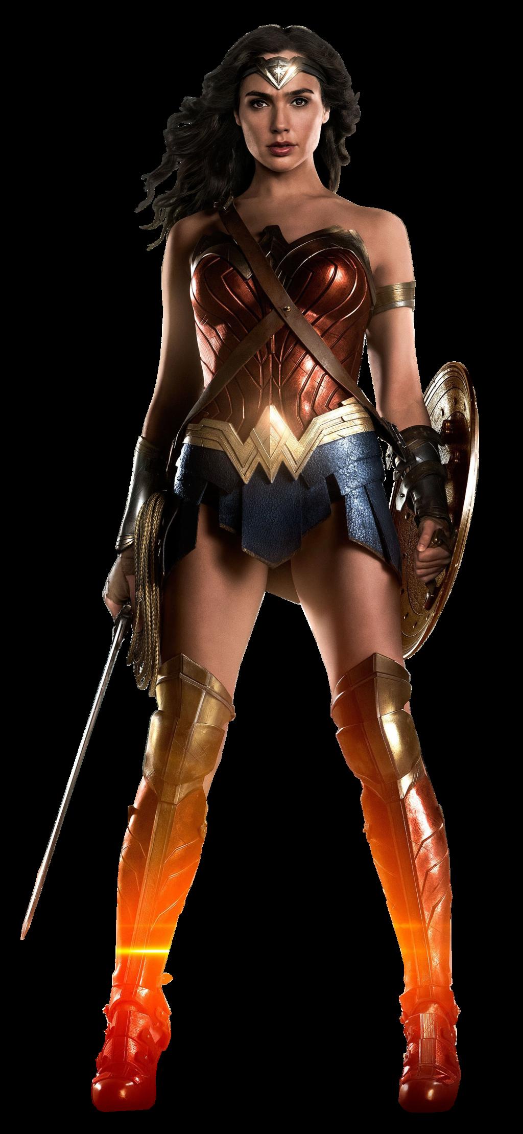 . PlusPng.com Justice League | Wonder Woman png by mintmovi3 - Wonder Woman PNG