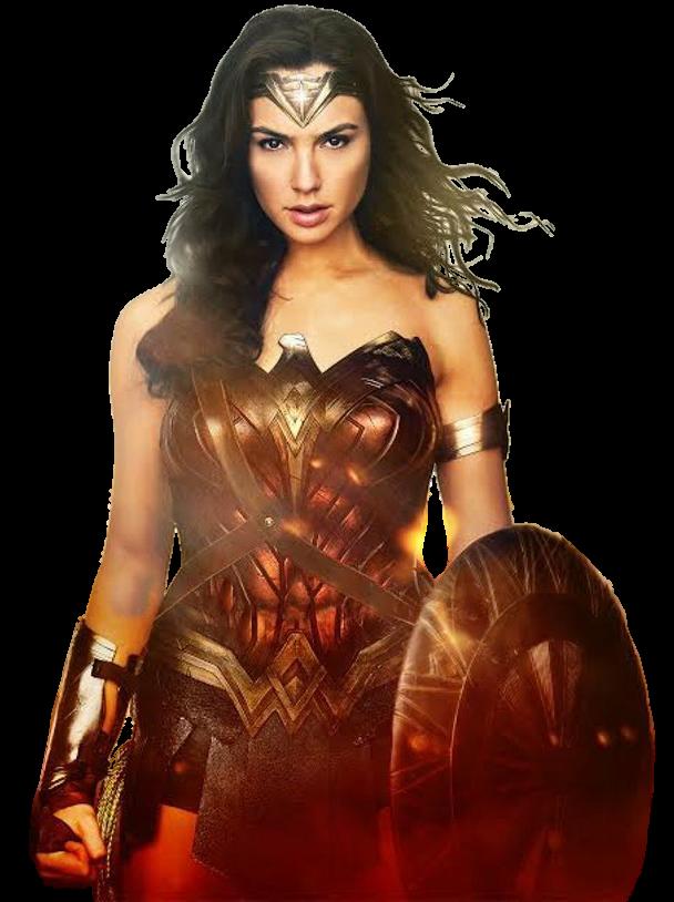 Wonder Woman PNG Render by MrVideo-VidMan PlusPng.com  - Wonder Woman PNG
