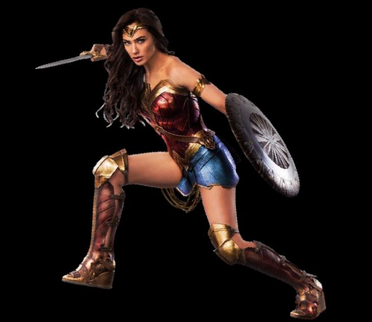 Wonder Woman PNG - 6210