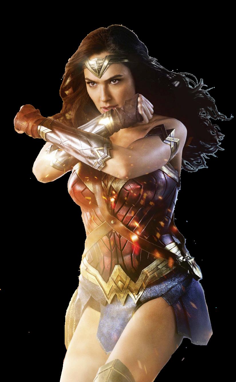 Wonder Woman PNG - 6204