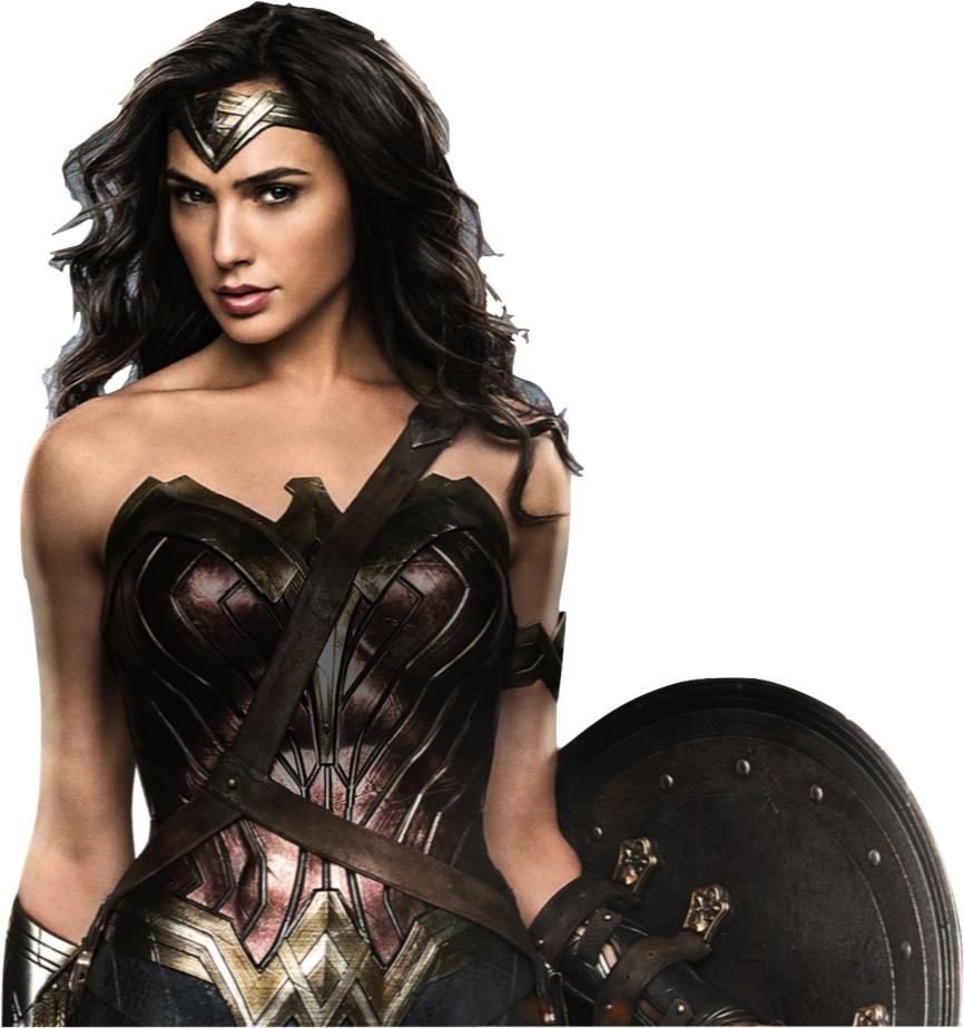 Wonder Woman PNG - 6200