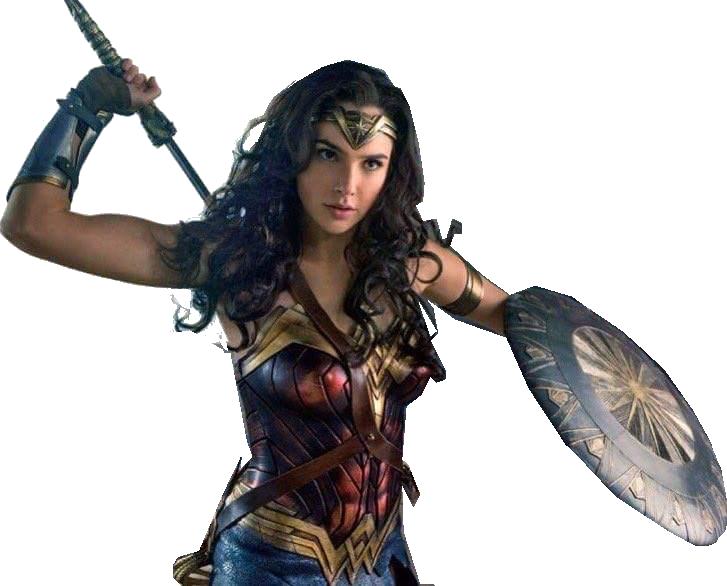 Wonder Woman Gal Gadot New Render by BLACKrangers123 - Wonder Woman PNG