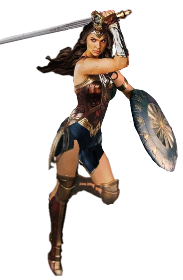 Wonder Woman PNG - 22615