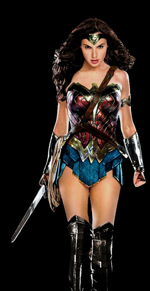 Wonder Woman PNG - 22618