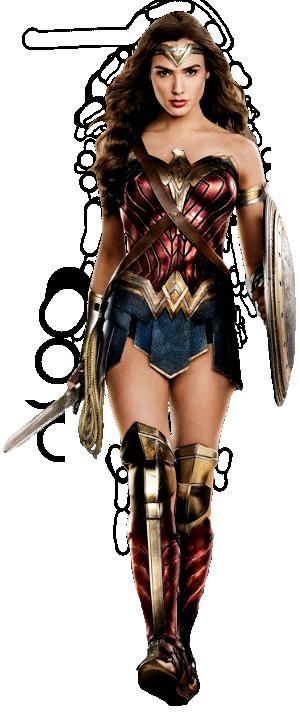 Wonder Woman PNG - 22619