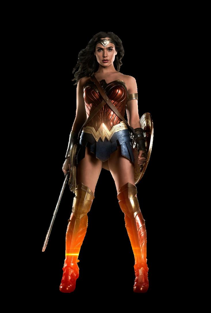 Wonder Woman - Transparent by Asthonx1 - Wonder Woman PNG