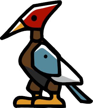 Woodpecker.png - Woodpecker PNG