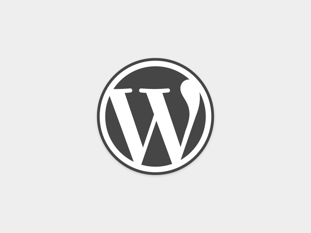 WordPress Desktops - Wordpress Logo PNG