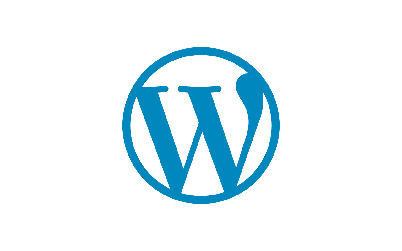 Download - Wordpress Logo PNG